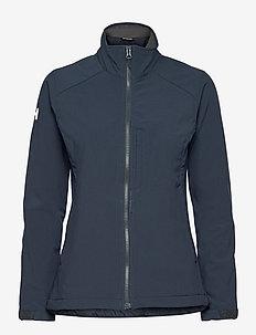 W PARAMOUNT SOFTSHEL - outdoor & rain jackets - navy