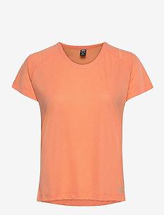 W VERGLAS PACE T-SHIRT - t-shirts - melon