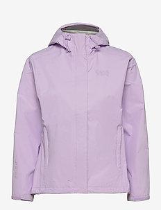 W NARI 25L JACKET - vestes d'extérieur et de pluie - lilatech melange