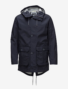 ELEMENTS RAINCOAT - 994 GRAPHITE BLUE