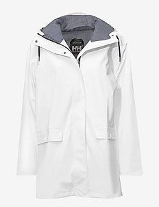 W DUNLOE JACKET - parka coats - 001 white