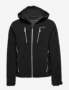 ALPHA 3.0 JACKET - ski jassen - 990 black