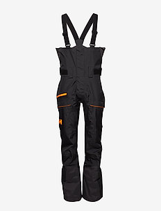 SOGN BIB SHELL PANT - shell pants - black