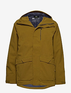 PARK CITY JACKET - FIR GREEN