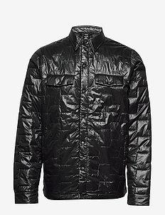 LIFALOFT INSULATOR SHIRT - insulated jackets - black