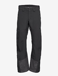 ALPHA SHELL PANT - BLACK