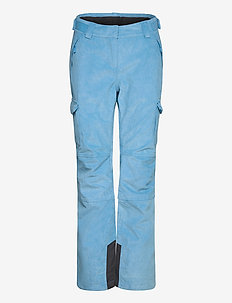 W SWITCH CARGO 2.0 PANT - skibroeken - bluebell