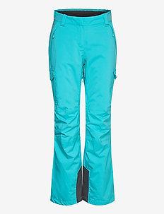 W SWITCH CARGO 2.0 PANT - skibukser - scuba blue
