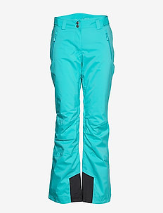 W LEGENDARY INSULATED PANT - SCUBA BLUE