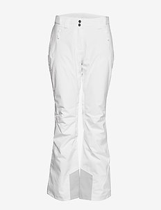 W LEGENDARY INSULATED PANT - isolerande byxor - white