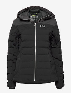 W IMPERIAL PUFFY JACKET - laskettelutakki - 990 black