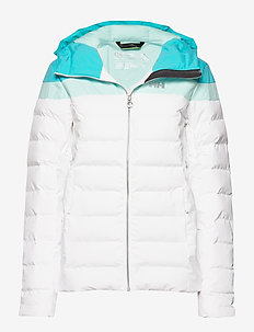 W IMPERIAL PUFFY JACKET - WHITE