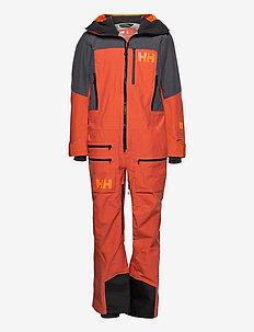 ULLR CHUGACH POWDER SUIT - ski jassen - patrol orange