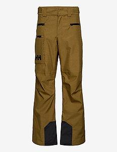 GARIBALDI 2.0 PANT - hiihtohousut - uniform green