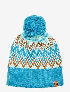 W POWDER BEANIE - BLUE TINT
