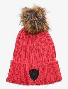 W LIMELIGHT BEANIE - bonnets - cayenne