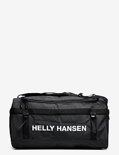 HH NEW CLASSIC DUFFEL BAG M - gym bags - black