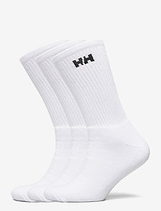 3-PACK COTTON SOCK - kousen - white