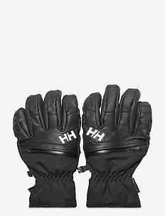 W ALPHELIA WARM HT GLOVE - accessories - black