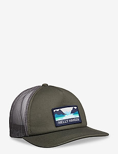 HH TRUCKER CAP - petten - forest night