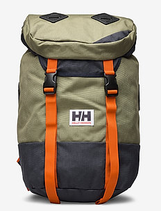 HERITAGE BACKPACK V1 - LAV GREEN