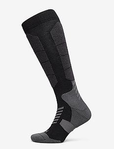 ALPINE SOCK WARM - vanlige sokker - 990 black