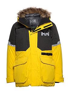 Hh Salt Heritage Jacket (Orange Peel) (1374.45 kr) Helly
