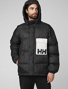 P&C PUFFER JACKET - insulated jackets - black