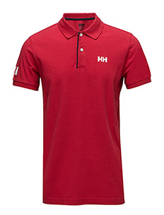 CREW HH CLASSIC POLO - 162 RED