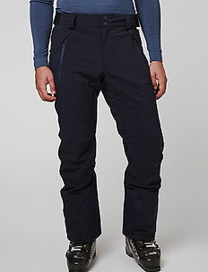 FORCE PANT - insulated pants - navy