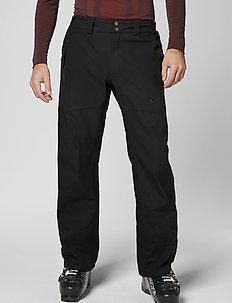 ALPHA SHELL PANT - shell pants - black