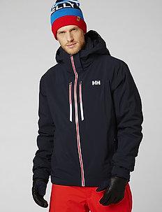 ALPHA LIFALOFT JACKET - insulated jackets - navy