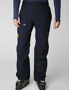 SOGN CARGO PANT - insulated pants - navy