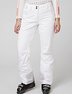 W LEGENDARY INSULATED PANT - insulated pants - white