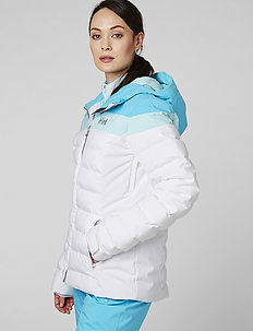 W IMPERIAL PUFFY JACKET - insulated jackets - white