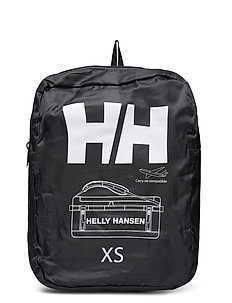 HH NEW CLASSIC DUFFEL BAG XS - gym bags - ebony