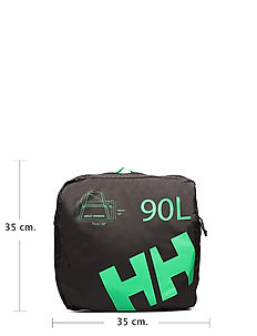 HH DUFFEL BAG 2 90L - training bags - spring bud