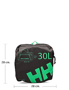 HH DUFFEL BAG 2 30L - training bags - spring bud