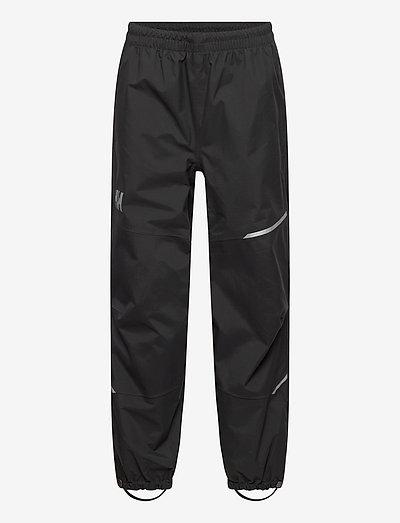 K SOGN PANT - pantalons softshell et pantalons de pluie - ebony