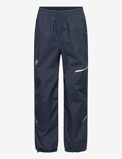 K SOGN PANT - pantalons softshell et pantalons de pluie - navy