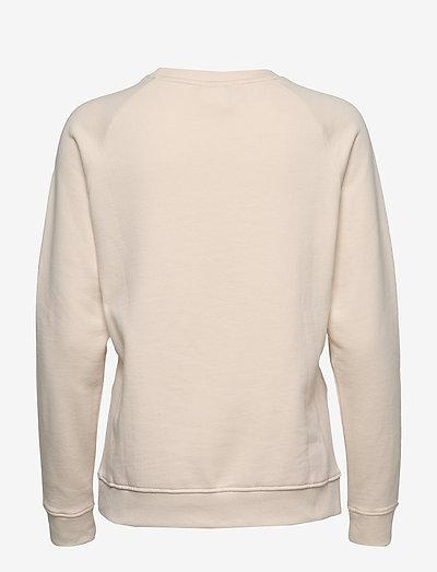 Helly Hansen W F2f Cotton Sweater- Sweatshirts Light Ros