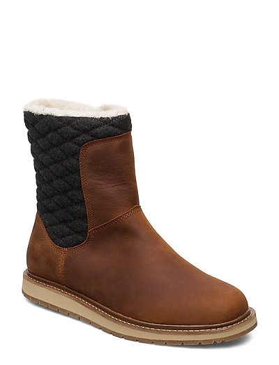 W Seraphina Shoes Boots Ankle Boots Ankle Boots Flat Heel Braun HELLY HANSEN