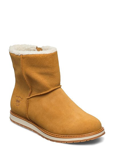 W Annabelle Boot Shoes Boots Ankle Boots Ankle Boot - Flat Braun HELLY HANSEN