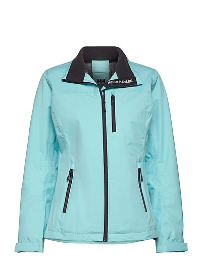 W Crew Jacket Outerwear Sport Jackets Blau HELLY HANSEN