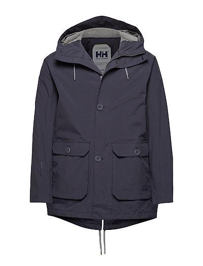 Tsuyu Rain Coat Outerwear Sport Jackets Blau HELLY HANSEN