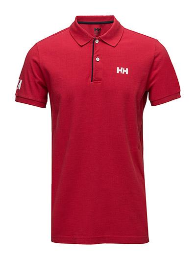 CREW HH CLASSIC POLO - 162 RED