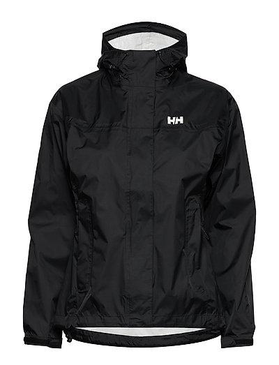 W Loke Jacket Outerwear Sport Jackets Schwarz HELLY HANSEN