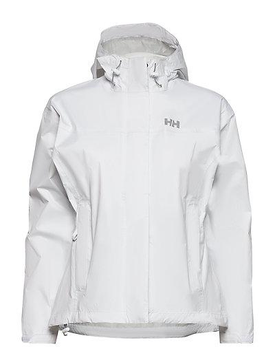 W Loke Jacket Outerwear Sport Jackets Weiß HELLY HANSEN