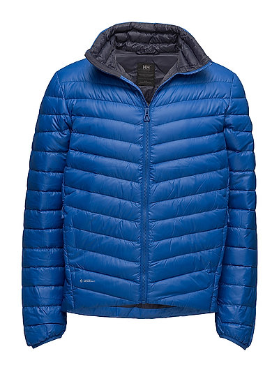 Verglas Down Insulator Outerwear Sport Jackets Padded Jackets Blau HELLY HANSEN