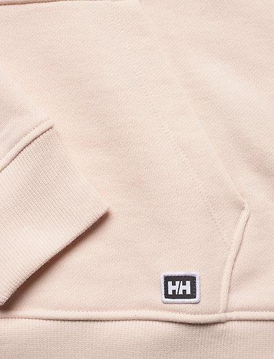 Helly Hansen W F2f Cotton Hoodie- Sweatshirts Light Ros
